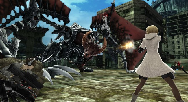 Producer Says Fate Of Freedom Wars 2 Rests In The Hands Of The Fanbase