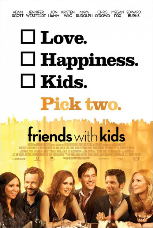 Friends With Kids Review