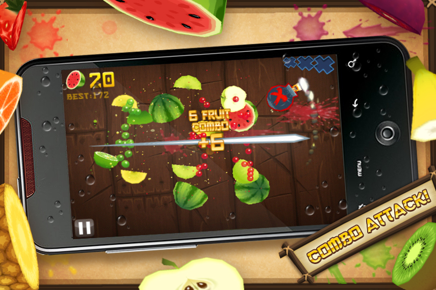 Fruit Ninja Movie On The Way