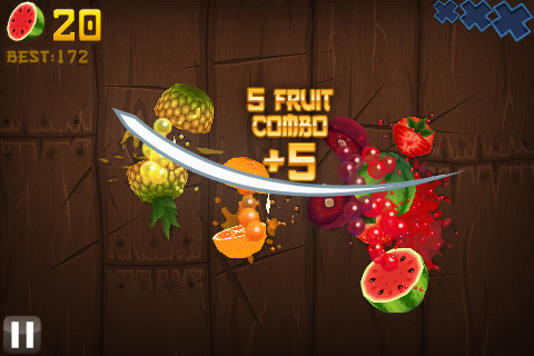 Fruit Ninja 5 Popular Mobile Apps With Disturbing Implications
