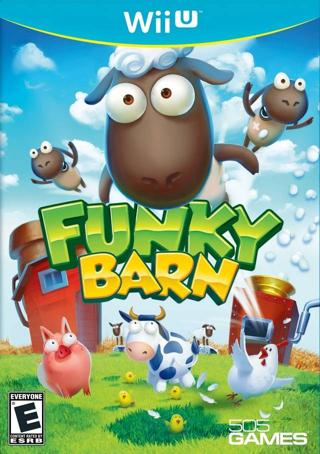 Funky Barn Review