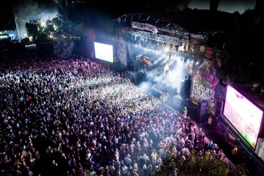 Future Music Festival Has Been Cancelled