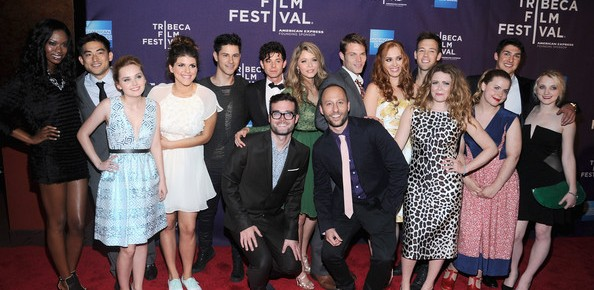 G.B.F. Cast And Crew Hit The Red Carpet At The Tribeca Film Festival