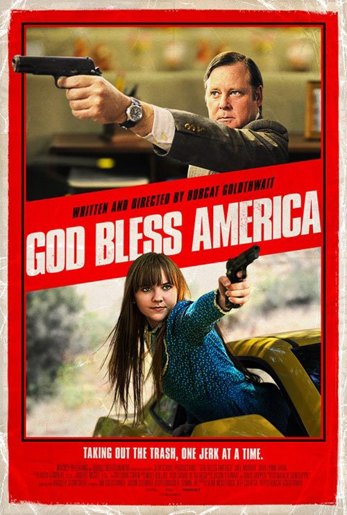 God Bless America Review