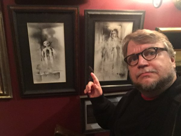 Guillermo Del Toro To Develop Scary Stories To Tell In The Dark