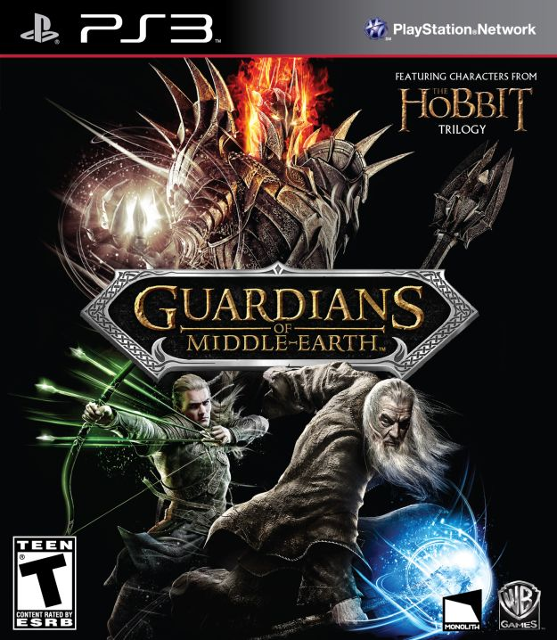 CONTEST: Win Guardians Of Middle-Earth