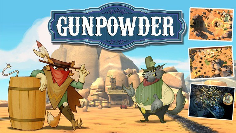 Gunpowder Review