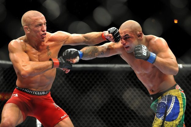 GSP From Flyweight To Heavyweight: What's Next For The UFC's Champions?
