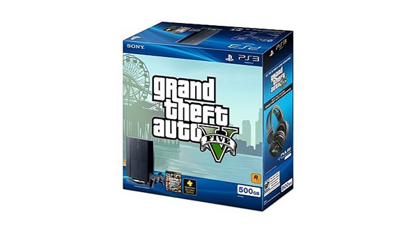 Grand Theft Auto V Gets A PS3 Bundle, Exclusive Headset And New Screens