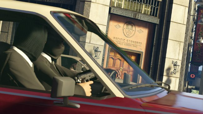 Teamwork Is Paramount In New Clip For Grand Theft Auto Online Heists