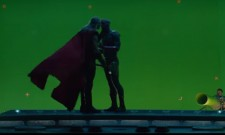 Thor And The Vision Make Out In New Avengers: Age Of Ultron Gag Reel