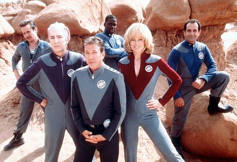 Cast And Crew Are All Down For A Galaxy Quest Sequel