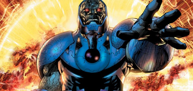 Darkseid May Not Appear In DC's Movie Universe Until Justice League 2