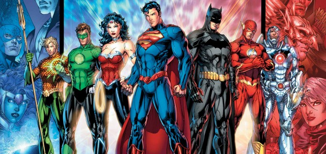 Justice League Prep And Principal Photography Expected To Take A Year