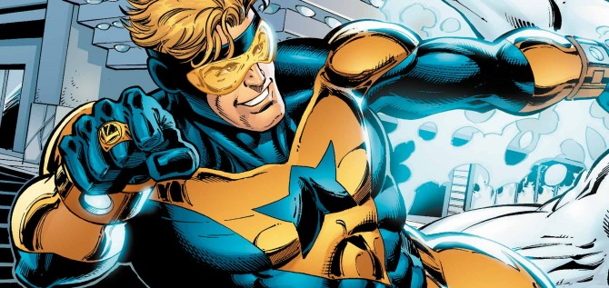 Dan Jurgens Teases The Return Of Booster Gold In DC Rebirth