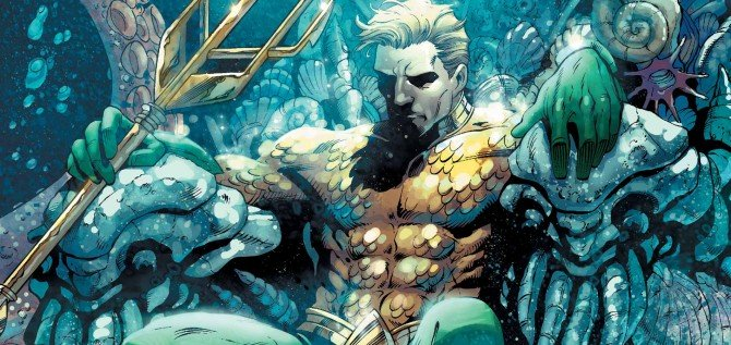 Warner Brothers Has Hired Two Writers To Pen An Aquaman Movie