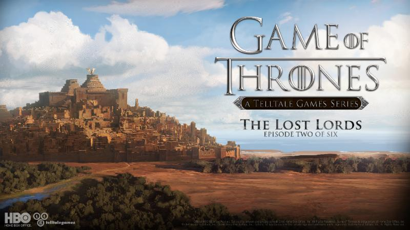 Game of Thrones: Episode Two - The Lost Lords Review