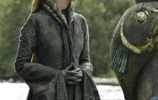 Game of Thrones Catelyn in the Riverlands 506x321 Game of Thrones Releases New Images Of Its Season 3 Characters