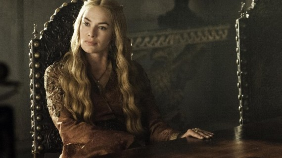 Game of Thrones Irritable Cersei 570x379 570x321 Game of Thrones Releases New Images Of Its Season 3 Characters