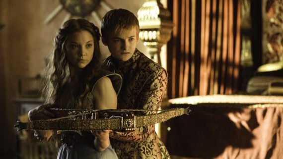 Game of Thrones Joffrey and Margaery 570x379 570x321 Game of Thrones Releases New Images Of Its Season 3 Characters