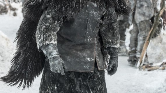 Game of Thrones Jon Snow Among the Wildlings 570x854 570x321 Game of Thrones Releases New Images Of Its Season 3 Characters