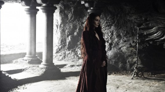 Game of Thrones Melisandre 570x379 570x321 Game of Thrones Releases New Images Of Its Season 3 Characters