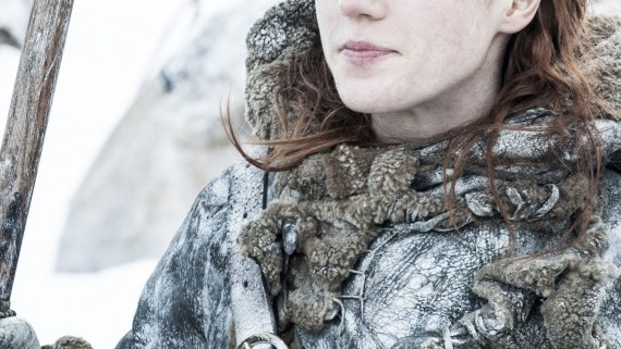 Game of Thrones Ygritte 570x856 570x321 Game of Thrones Releases New Images Of Its Season 3 Characters