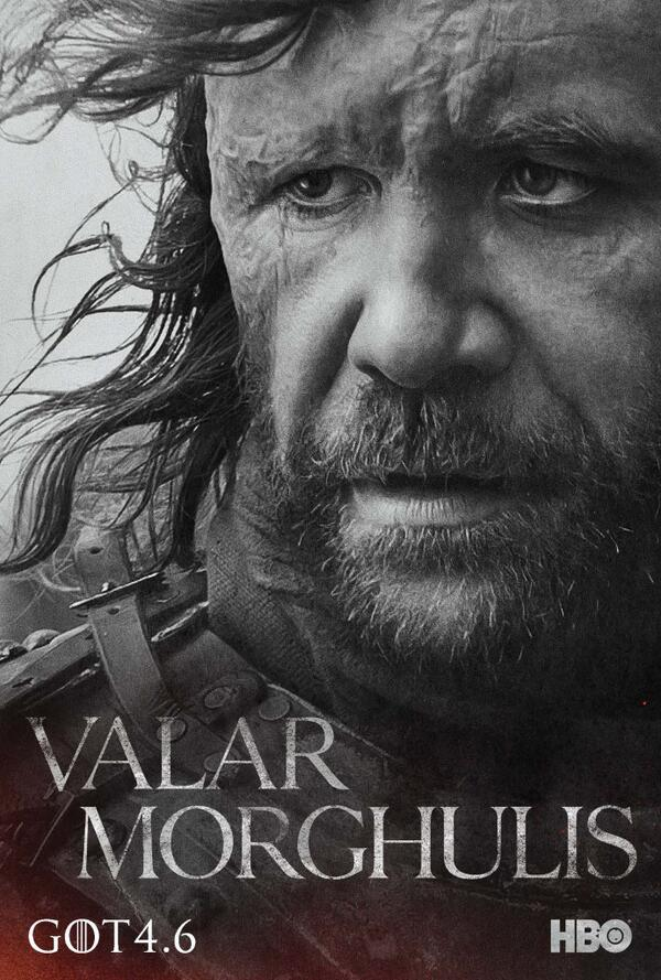 Game of Thrones113 HBO Releases 18 New Posters And Three Teasers For Game Of Thrones Season Four