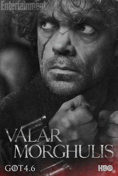 Game of Thrones114 HBO Releases 18 New Posters And Three Teasers For Game Of Thrones Season Four