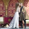 Behold The Royal Wedding In These New Stills From Game Of Thrones