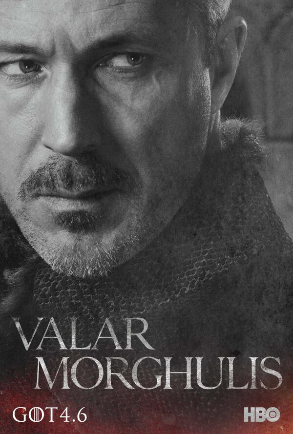 Game of Thrones45 HBO Releases 18 New Posters And Three Teasers For Game Of Thrones Season Four