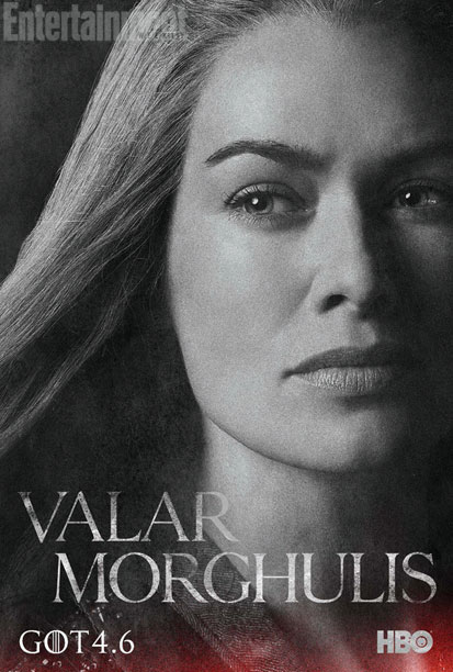 Game of Thrones84 HBO Releases 18 New Posters And Three Teasers For Game Of Thrones Season Four