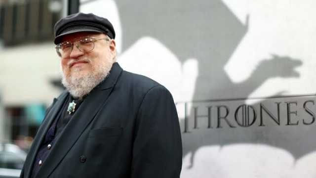 "George R.R. Martin Taking Cues From Tolkien's Return Of The King For ""Bittersweet"" Game Of Thrones Ending"