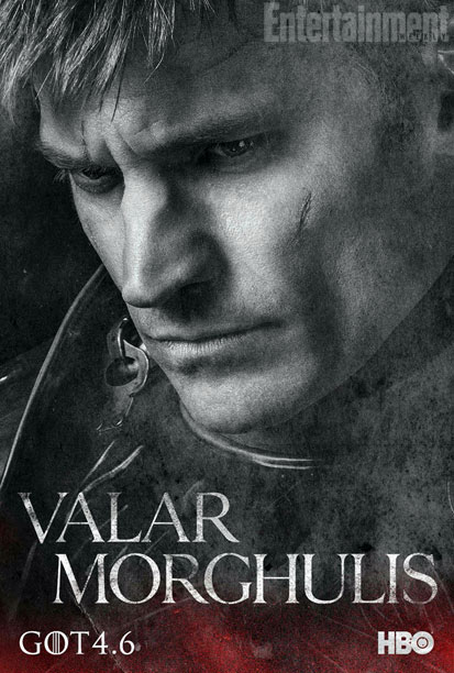 Game of Thrones93 HBO Releases 18 New Posters And Three Teasers For Game Of Thrones Season Four