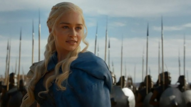 Game Of Thrones   And Now His Watch Is Ended   Daenerys Rob Batchelors Top Ten TV Shows Of 2013