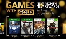 Tomb Raider: Definitive Edition, Crysis 3 Headline Xbox Games With Gold For September