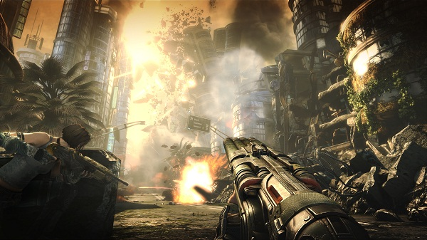 Bulletstorm Will Put The Fun Back Into FPS