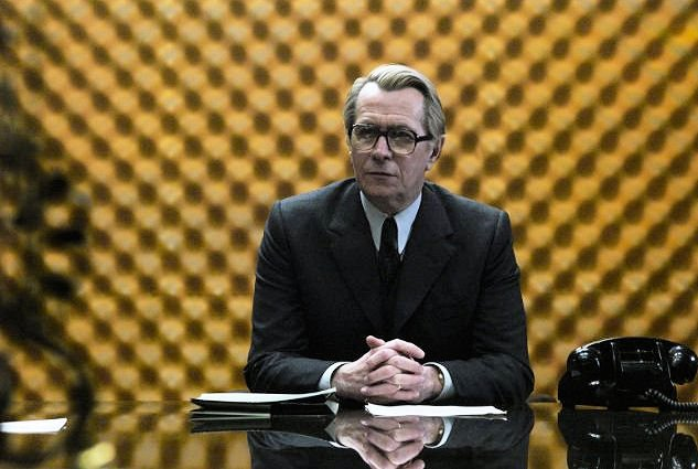 Gary Oldman in Tinker Tailor Soldier Spy 2011
