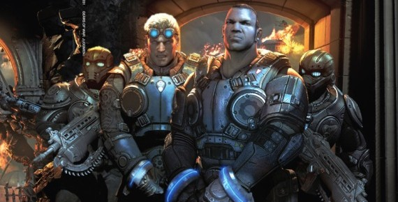 Gears Of War Looks To Halo 4 For Future Success