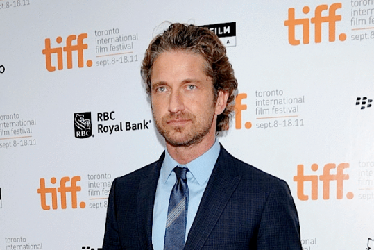 Gerard Butler Will Replace Liam Hemsworth In The Raven