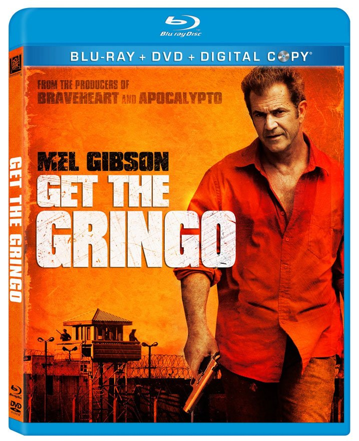 Get The Gringo Blu-Ray Review