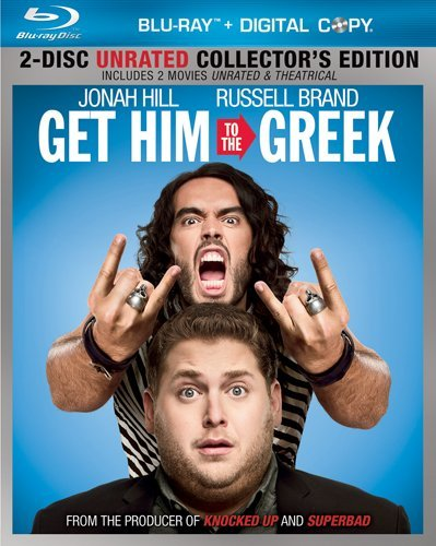 Get Him To The Greek Blu-Ray Review