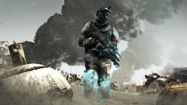 Ghost Recon Alpha Crossover Trailer