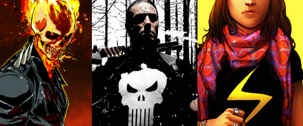 Marvel's Netflix Phase Two Could Include Punisher, Blade, Black Widow And More