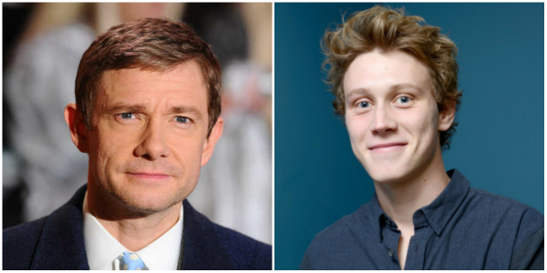Martin Freeman And George MacKay Will Spin A Yarn With Ghost Stories