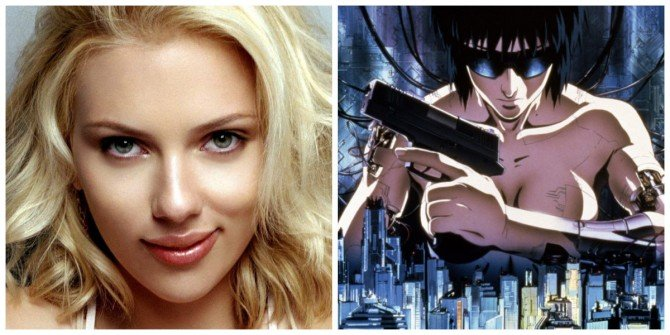 Scarlett Johansson Offered Lead Role In Ghost In The Shell