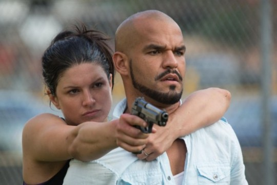 Watch: Gina Carano in Another New Trailer for Soderberghs