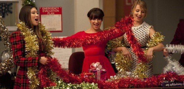 Glee Season 3-09 'Extraordinary Merry Christmas' Recap