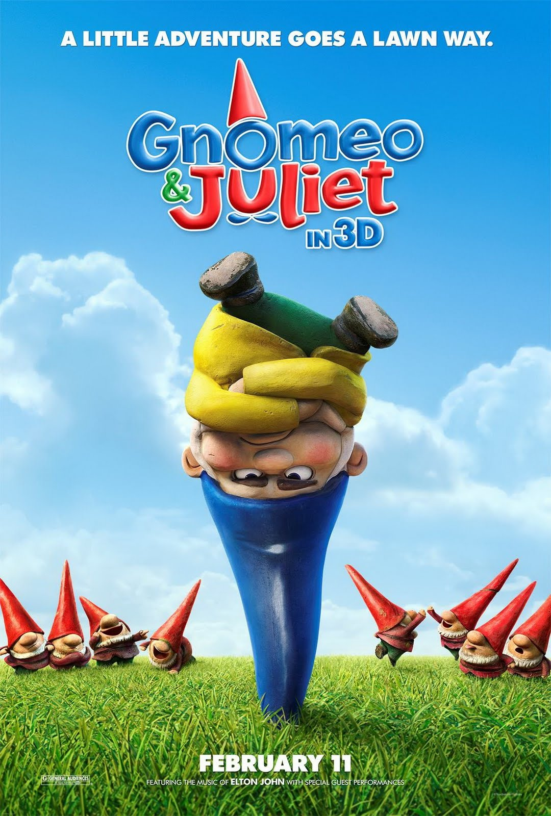 Gnomeo And Juliet Review