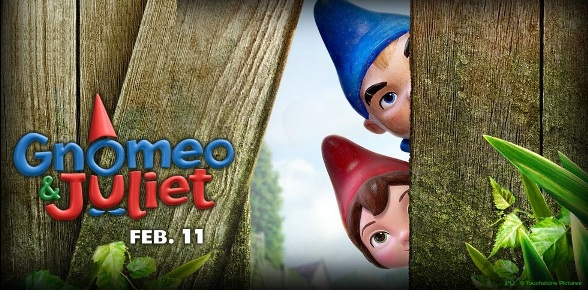Looking Forward To Gnomeo And Juliet?